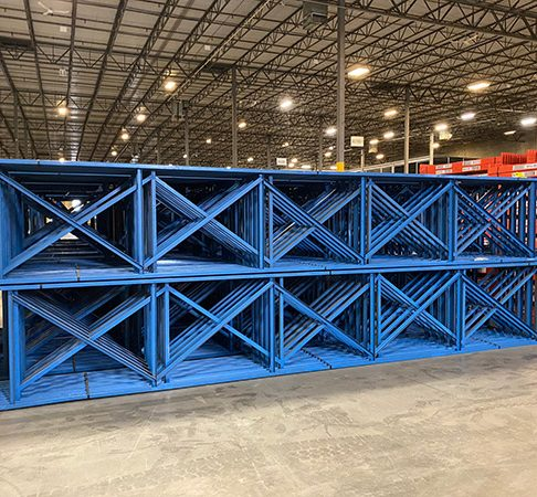 Heavy Duty Structural Racking