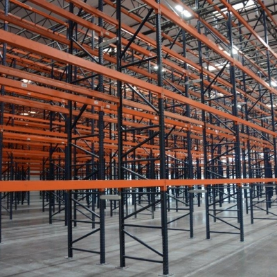 New Mecalux Pallet Rack with Carton Flow - Fountain Valley, CA
